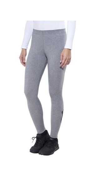 Nike Leg-A-See Logo Løbebukser Damer grå
